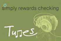 Simply Rewards Checking - Tunes